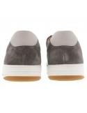 chaussures ouvertes légères et confortables pour homme mephisto grises