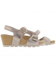 mephisto allrounder Lagoona sandale de marche en cuir blanc