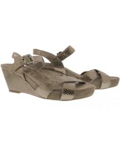 chaussures à lacets mephisto femme en cuir noir