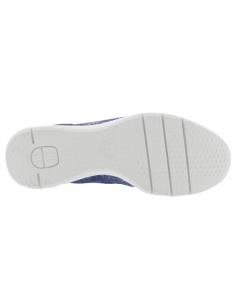 Chaussures lacets mick mephisto pour homme en nubuck kaki