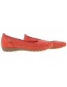 chaussures à lacets paco mephisto homme en cuir marron