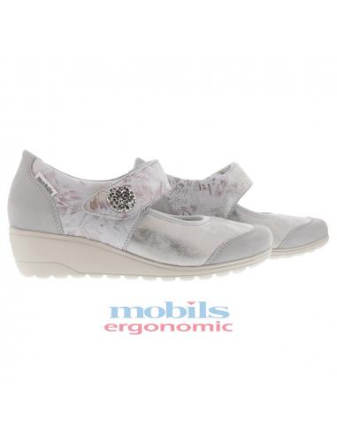 chaussettes blanches de qualité en coton pour femme mephisto