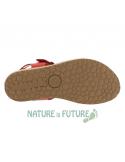 chaussures lacets compensées confortable mephisto pour femme marron