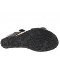 chaussures à lacets Jacinte Mobils by Mephisto en cuir gris
