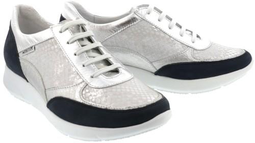 1638a2c197f428 ... sandale reglable en cuir pour femme mephisto juliet blanc