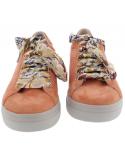 Chaussures à lacets mephisto confortables kristof cuir bleu marine