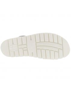 Sandale de marche Sano Mephisto : Norine en cuir bronze