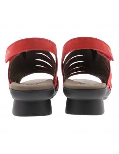 sneaker mephisto sano pour homme : Alek en cuir noir