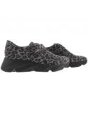 sandale mephisto confortable pour femme Paris en cuir noir