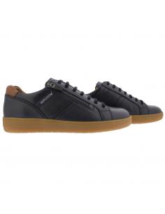 chaussures à lacets sport pour homme bradley mephisto hazelnut