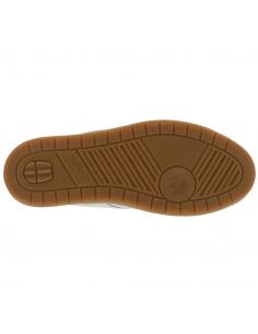 Sandale compensée Mephisto Giuliana en cuir nubuck bleu