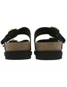 Chaussures de marche montante noir et kaki pour homme - Unlimited-TEX MEPHISTO
