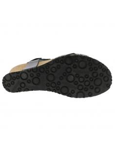 Chaussure habillée en cuir noir pour homme - Oswaldo MEPHISTO