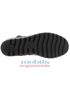chaussures à lacets herve en cuir taupe pour homme mephisto