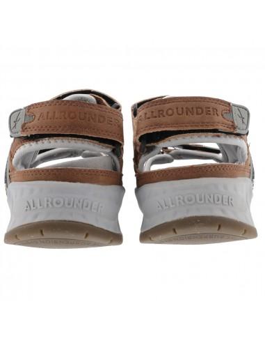 Chaussures à lacets confortables pour homme - Renzo Mephisto en cuir camel