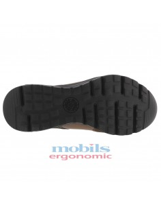 Mephisto Mobils - Florina perf en cuir noir
